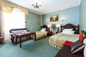 Grand Hotel Uyut, Hotel  Krasnodar - big - 27