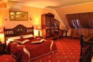 Grand Hotel Uyut, Hotel  Krasnodar - big - 31