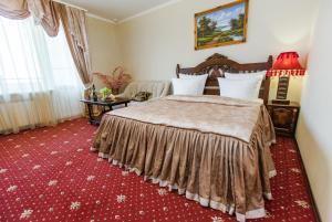 Grand Hotel Uyut, Hotel  Krasnodar - big - 39