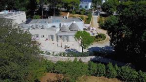 Villa Rosato, Apartmány  Selva di Fasano - big - 153
