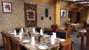 Lake Mulehe Gorilla Lodge, Chaty  Kisoro - big - 15