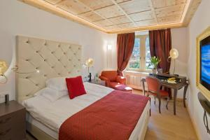 Grand Hotel Zermatterhof, Hotels  Zermatt - big - 12