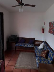 Pousada chalés Vereda do Sol, Guest houses  Ubatuba - big - 21