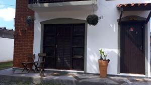 Pousada chalés Vereda do Sol, Guest houses  Ubatuba - big - 22