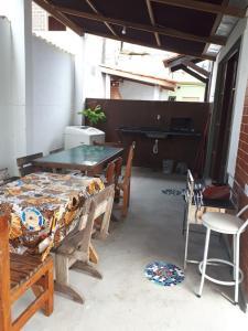 Pousada chalés Vereda do Sol, Гостевые дома  Убатуба - big - 16