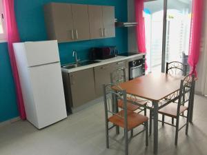 Le Domaine Turquoise, Апартаменты  Le Moule - big - 14