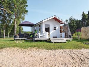One-Bedroom Holiday Home in Sommen, Holiday homes  Sommen - big - 9