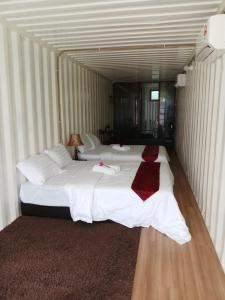 My Container Home, Homestays  Puchong New Village - big - 17