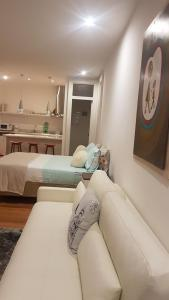 Salvo Suites, Apartmány  Montevideo - big - 58
