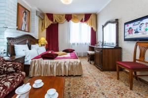 Grand Hotel Uyut, Hotel  Krasnodar - big - 48
