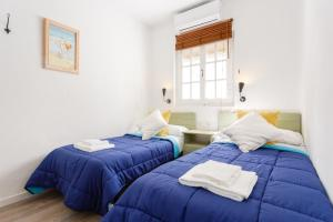 C4R Gades Family Home, Apartments  Cádiz - big - 11