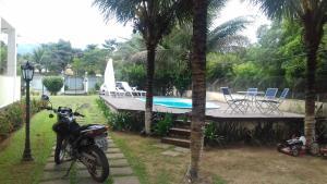 Aconchego do Lar, Проживание в семье  Парати - big - 5