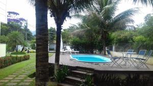 Aconchego do Lar, Проживание в семье  Парати - big - 4