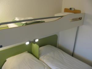 Dreibettzimmer mit 3 Einzelbetten