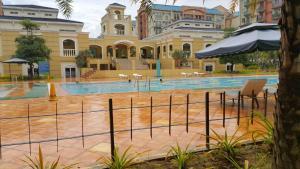 Chateau Elysee Condo Unit - Vendome, Apartmanok  Manila - big - 110
