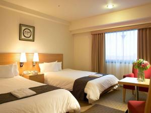 Mercure Hotel Narita, Hotel  Narita - big - 37