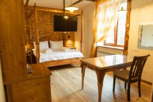 Orbita Boutique Hotel, Hotels  Shymkent - big - 62