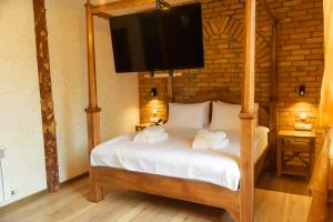 Orbita Boutique Hotel, Hotels  Shymkent - big - 64