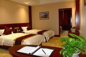 Dunhuang Xiyun Hotel, Hotel  Dunhuang - big - 29