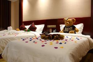 Dunhuang Xiyun Hotel, Hotel  Dunhuang - big - 22