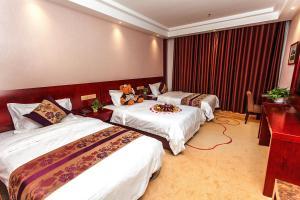 Dunhuang Xiyun Hotel, Hotel  Dunhuang - big - 15