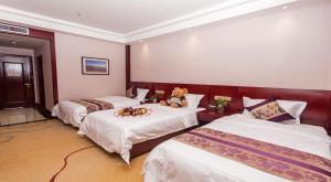 Dunhuang Xiyun Hotel, Hotel  Dunhuang - big - 8