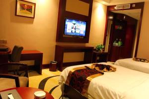 Dunhuang Xiyun Hotel, Hotel  Dunhuang - big - 6