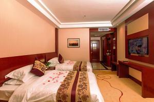 Dunhuang Xiyun Hotel, Hotel  Dunhuang - big - 5