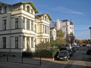 Апартаменты с 2 спальнями — D1