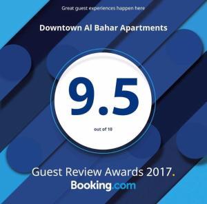 Downtown Al Bahar Apartments - Dubai