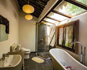 Pure-Land Villa, Privatzimmer  Suzhou - big - 13