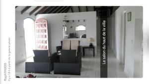 Villa kodo, Apartments  Les Mangles - big - 4