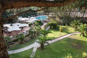 Park Hotel Marinetta, Hotely  Marina di Bibbona - big - 32