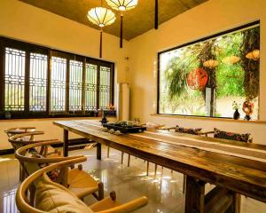 Pure-Land Villa, Privatzimmer  Suzhou - big - 1