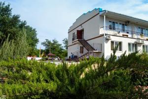 Гостиницы Голубицкой в центре