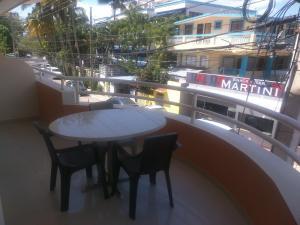 Apartahotel Caribe Paraiso, Апарт-отели  Хуан-Долио - big - 41