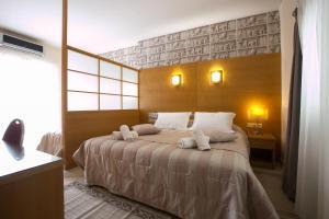 Hotel Life, Hotely  Herakleion - big - 27