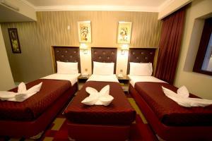 Sutchi Hotel, Hotely  Dubaj - big - 33
