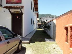 Pousada chalés Vereda do Sol, Гостевые дома  Убатуба - big - 7