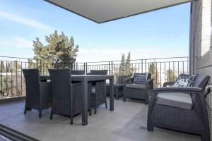 The Luxury family suit 3BR, Apartments  Jerusalem - big - 3