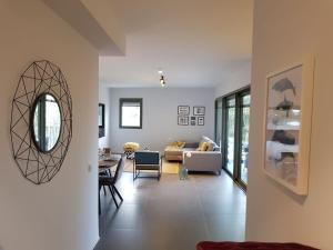 The Luxury family suit 3BR, Apartmány  Jeruzalém - big - 28