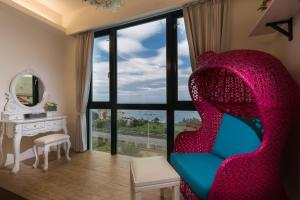 Muxia Siji Sea View Guesthouse, Privatzimmer  Yanliau - big - 21