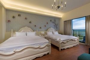 Muxia Siji Sea View Guesthouse, Privatzimmer  Yanliau - big - 38