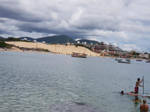 IDP204- APARTAMENTO DE 2 DORMITORIOS NO INGLESES, Apartmány  Florianópolis - big - 54