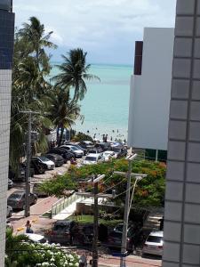 Apartamento mar do caribessa, Апартаменты  Жуан-Песоа - big - 4