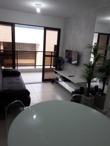 Apartamento mar do caribessa, Апартаменты  Жуан-Песоа - big - 1