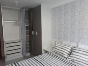 Apartamento mar do caribessa, Apartmanok  João Pessoa - big - 11