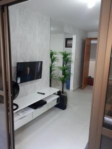 Apartamento mar do caribessa, Apartmanok  João Pessoa - big - 12