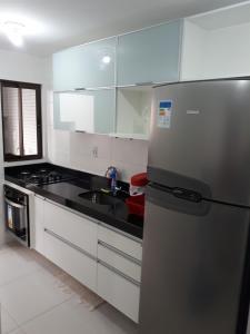 Apartamento mar do caribessa, Апартаменты  Жуан-Песоа - big - 15