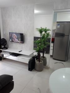 Apartamento mar do caribessa, Apartmanok  João Pessoa - big - 16